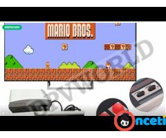 Vendo Consola Tipo Super Nintendo Mini Snes Classic Edition Hdmi 600 Juegos HDMI