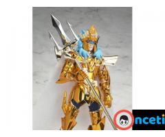 Saint Seiya Kaiou Poseidon  Saint Cloth Myth  Myth Cloth Marine Scale (Bandai)