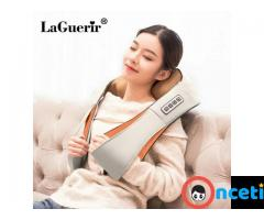 Shiatsu Massager For Back Neck Body 6 Modes With Heat - Car / Home