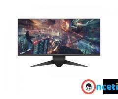 Dell Alienware AW3418DW 34 LED Backlit LCD Curved Monitor - 3440x1440