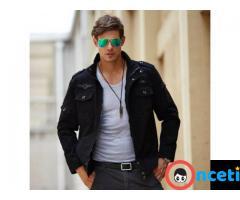 Men coat jacket New fashion Jackets Men's Clothing Casual Best