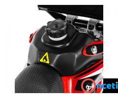 49cc Mini Dirt Bike Motorized Gas Motor Ride On Off Road Bike 2 Stroke Motor full - Imagen 4/4