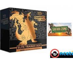 Pokemon TCG Champion is Path Elite Trainer for sale