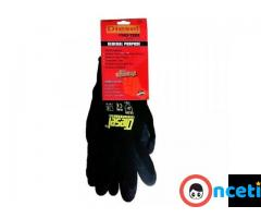 12-PACK SAFETY AND WORK GLOVES. latex coated grip - Imagen 4/4