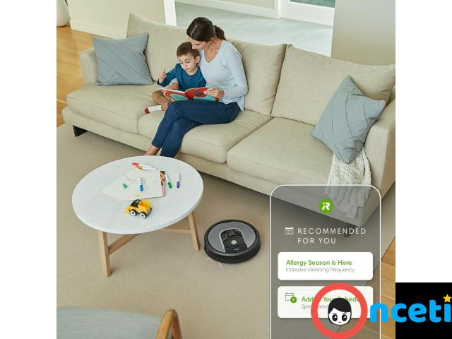 iRobot Roomba 960 Vacuum Cleaning Robot - for sale - 3/4