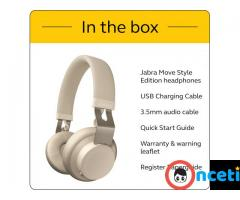 Jabra Move Style Edition Wireless Bluetooth Headphones